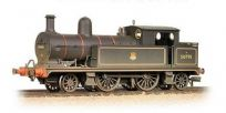 Bachmann 31-167DC L&YR 2-4-2 Tank BR Early Emblem Weathered